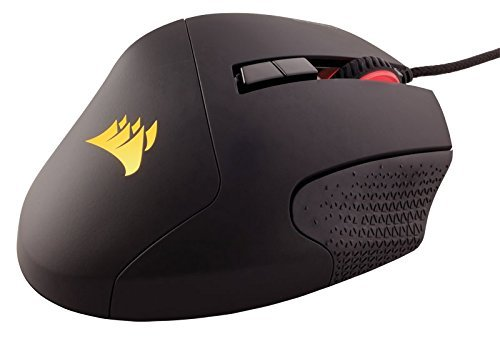 Corsair-Gaming-SCIMITAR-Pro-RGB-Gaming-Mouse-Backlit-RGB-LED-16000-DPI-Black-Side-Panel-Optical